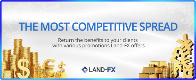 LANDFXで実施中のボーナスキャンペーン